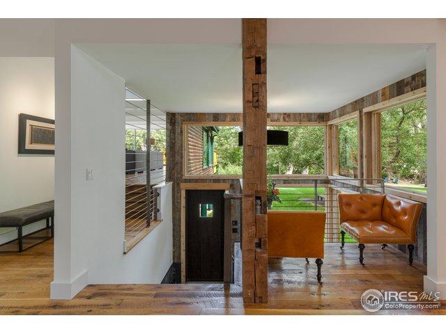 125 yr Old Reclaimed White Oak Floors & Beams