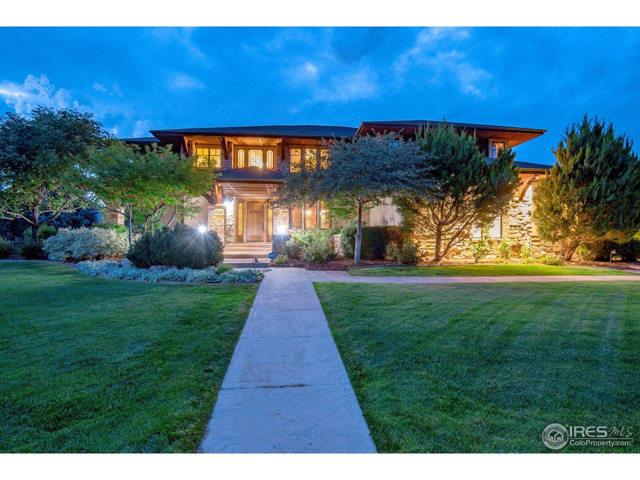 8115 Golden Eagle Rd, Fort Collins CO 80528