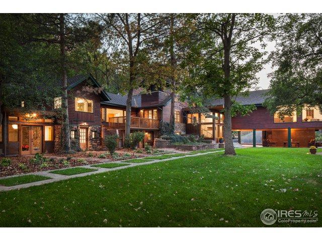 Sprawling Boulder Estate