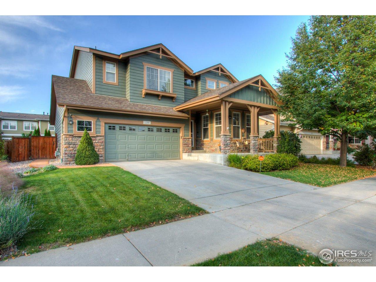 2208 Chandler St, Fort Collins CO 80528