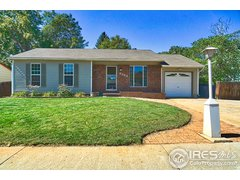Well cared for ranch style home.: 2323, Bowen, Longmont
