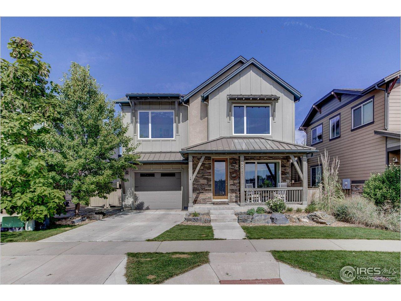 4627 Sunnyside Pl, Boulder CO 80301