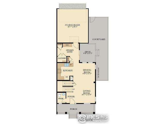 446 Zeppelin Way Fort Collins, CO 80524 - MLS #: 859554