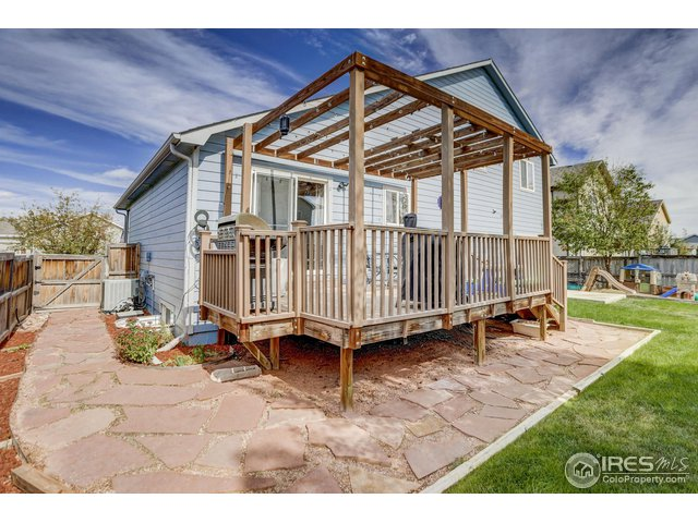 3325 Crazy Horse Dr Wellington, CO 80549 - MLS #: 863561