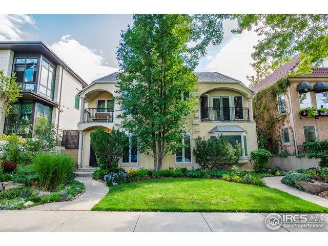 346 Madison St Denver, CO 80206 - MLS #: 863619