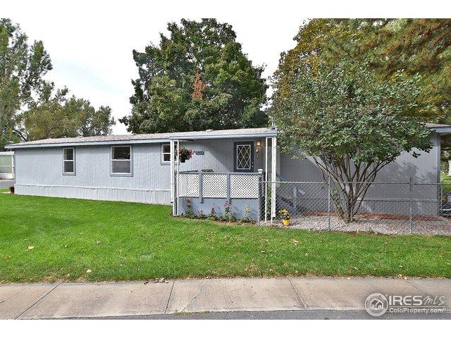 1447 Sunset Pl Unit #1 Loveland, CO 80537 - MLS #: 3772