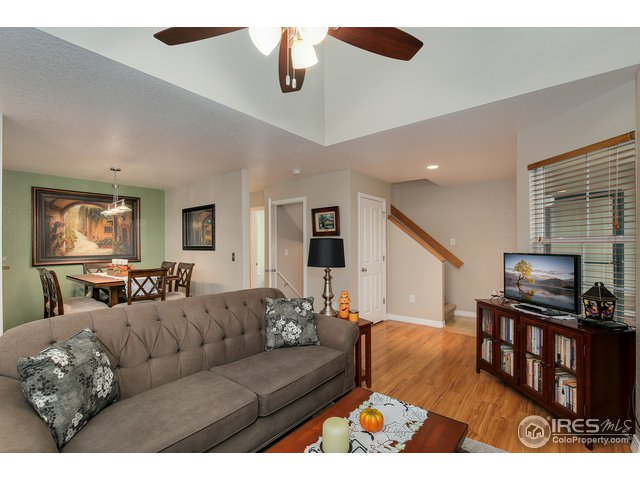 5551 Cornerstone Dr Unit F-35 Fort Collins, CO 80528 - MLS #: 863648