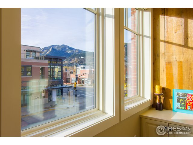 Mountain View from Family room