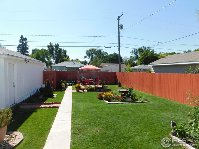 815 Columbine St Sterling, CO 80751 - MLS #: 864070