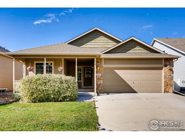2509 Milton Ln Fort Collins, CO 80524 - MLS #: 864310