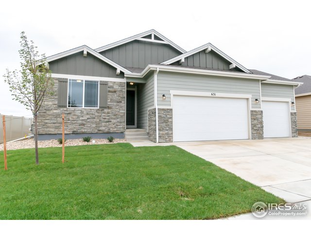 631 Cimarron Trl Ault, CO 80610 - MLS #: 857871