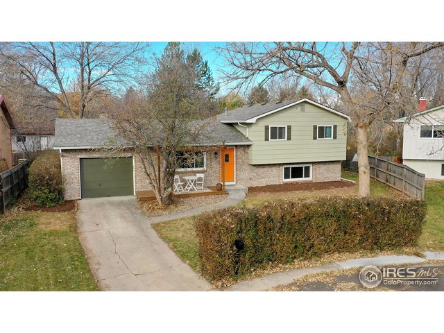 2132 Springfield Ct Fort Collins, CO 80521 - MLS #: 866554