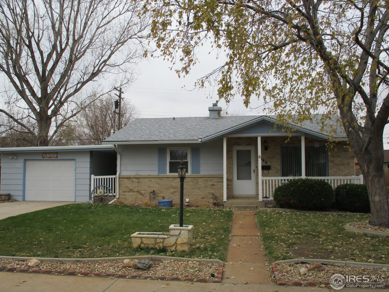 1143 32ND AVE, GREELEY, CO 80634