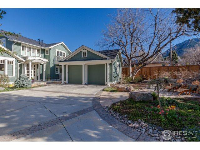 1228 7th St Boulder, CO 80302 - MLS #: 866429