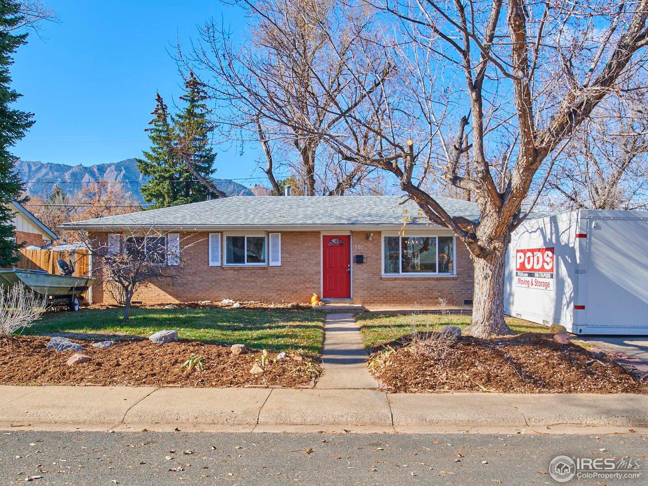 305 Martin Dr, Boulder CO 80305