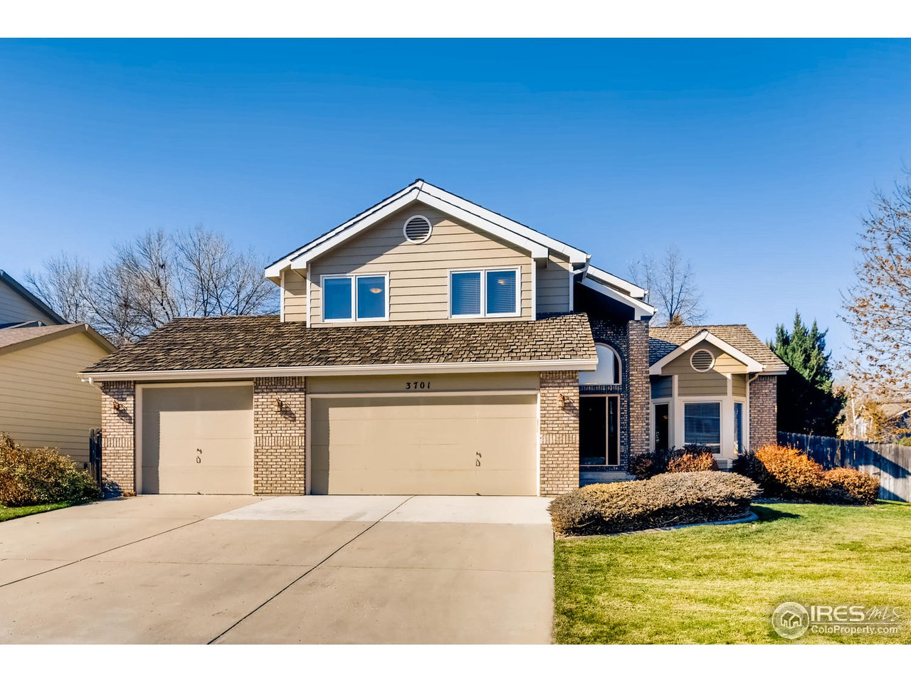 3701 Bromley Dr, Fort Collins CO 80525