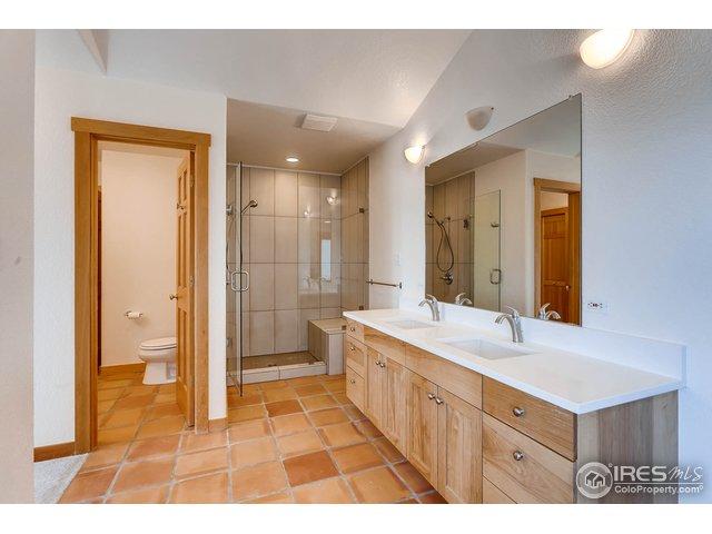 Shared Master Bathroom
