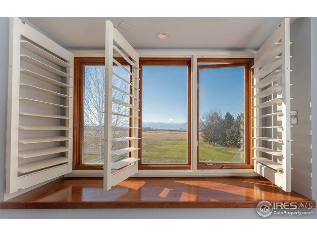 Enjoy Rocky Mountain views from multiple windows.