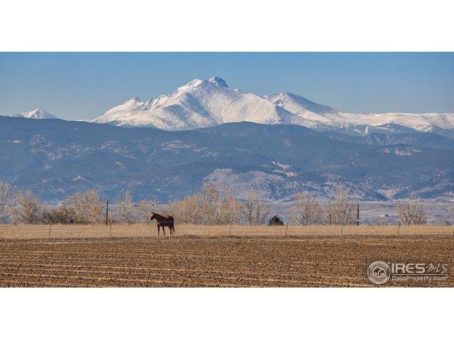 Enjoy snow-capped Rocky Mountain views.