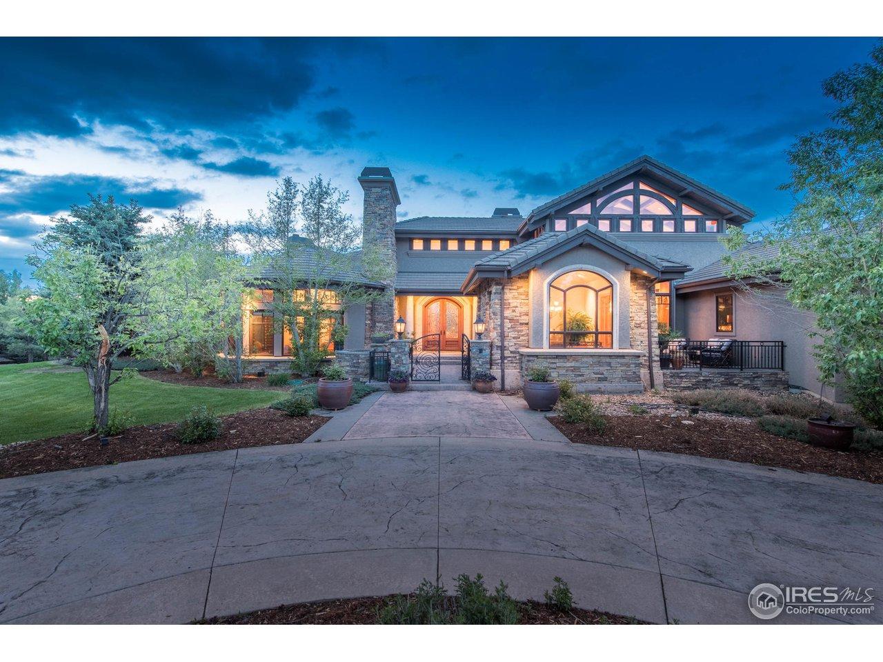1110 White Hawk Ranch Dr, Boulder CO 80303
