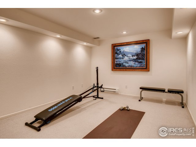 Basement bonus Room