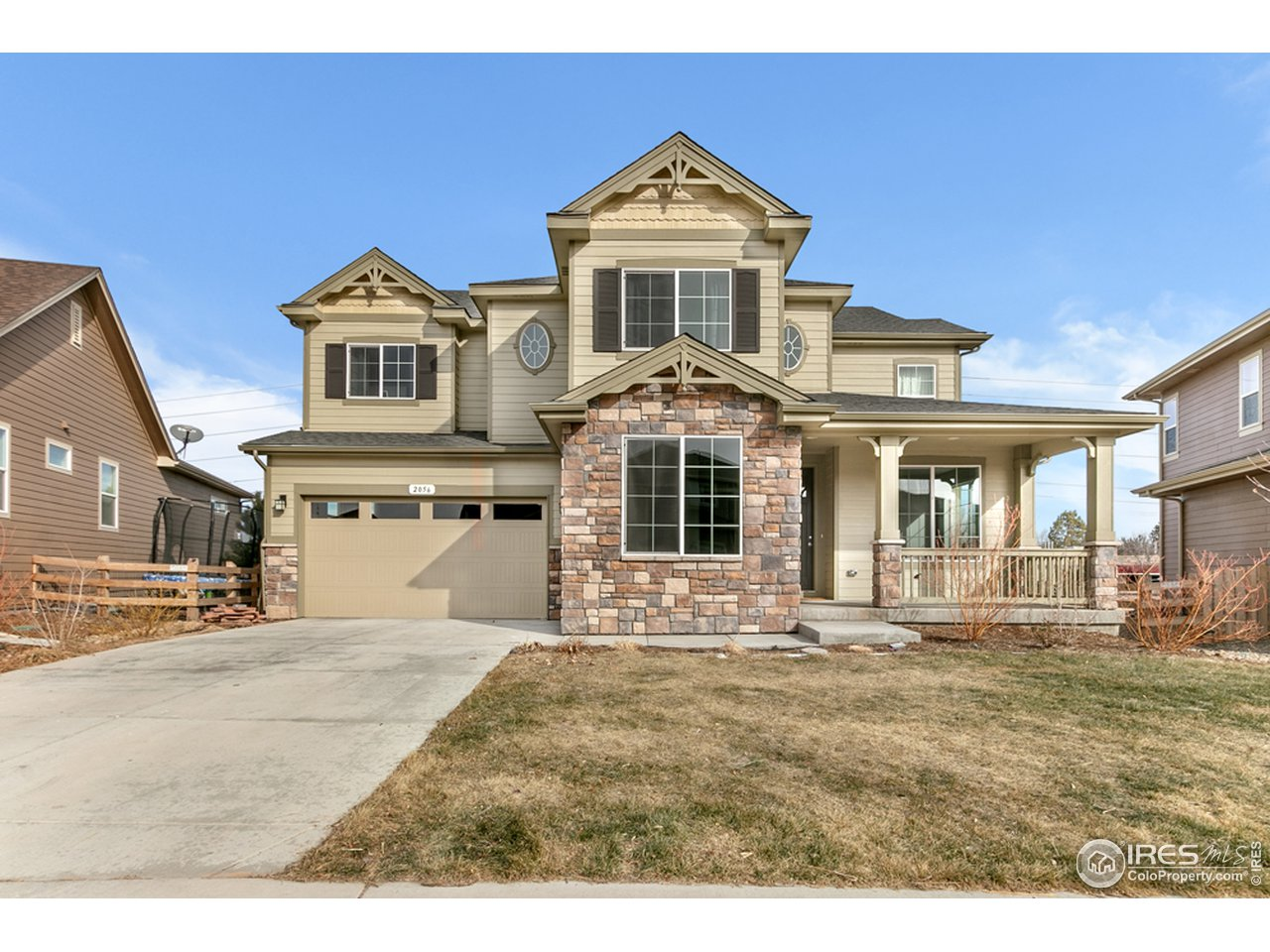 2056 Cutting Horse Dr, Fort Collins CO 80525