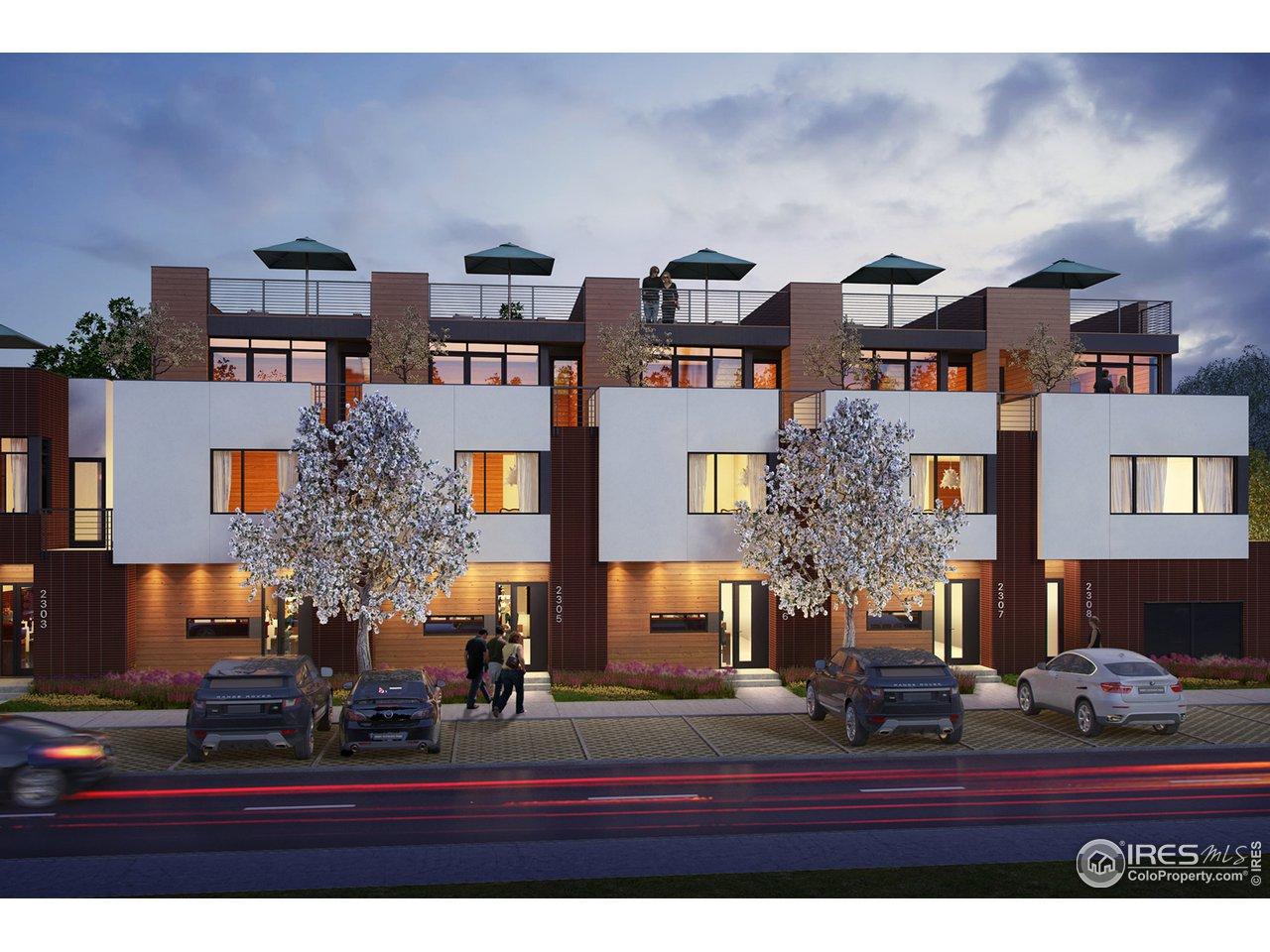 2304 Pearl St 1, Boulder CO 80302