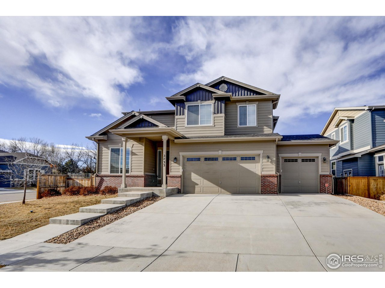 2733 Bluebonnet Ln, Fort Collins CO 80525