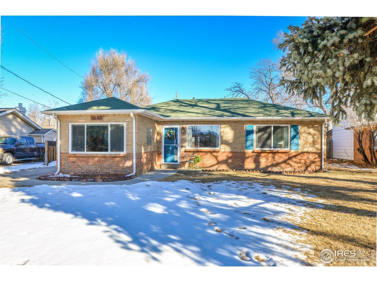 1640 N Garfield Ave, Loveland CO 80538