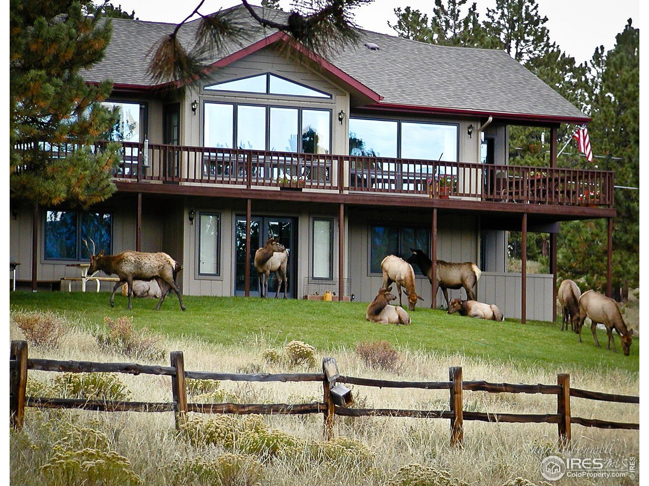 838 Panorama Cir, Estes Park CO 80517