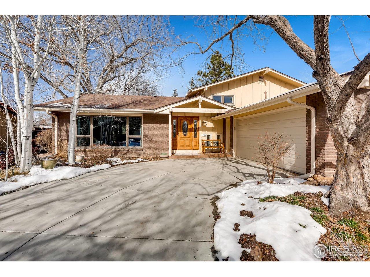 4792 Kellogg Cir, Boulder CO 80303