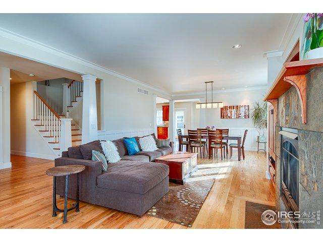 Open main floor living