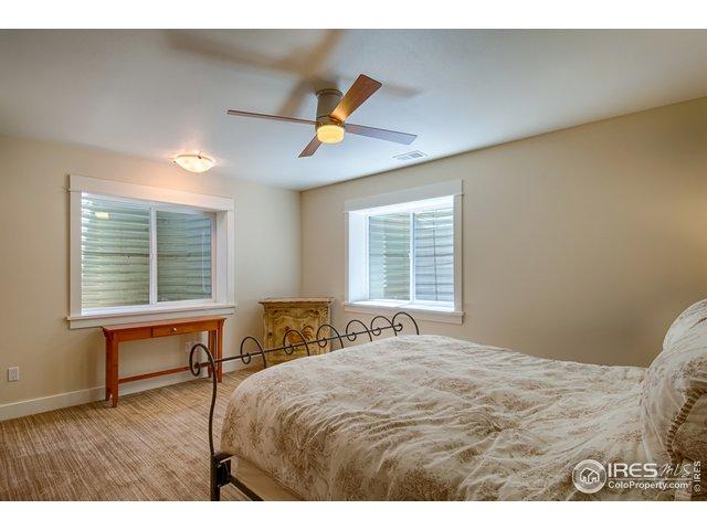 Southeast corner bedroom - basement
