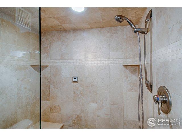 Steam shower - basement bath