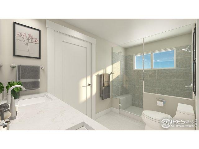 Master Luxury Bathroom