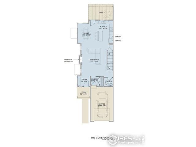 Spacious Well Designed Floorplan