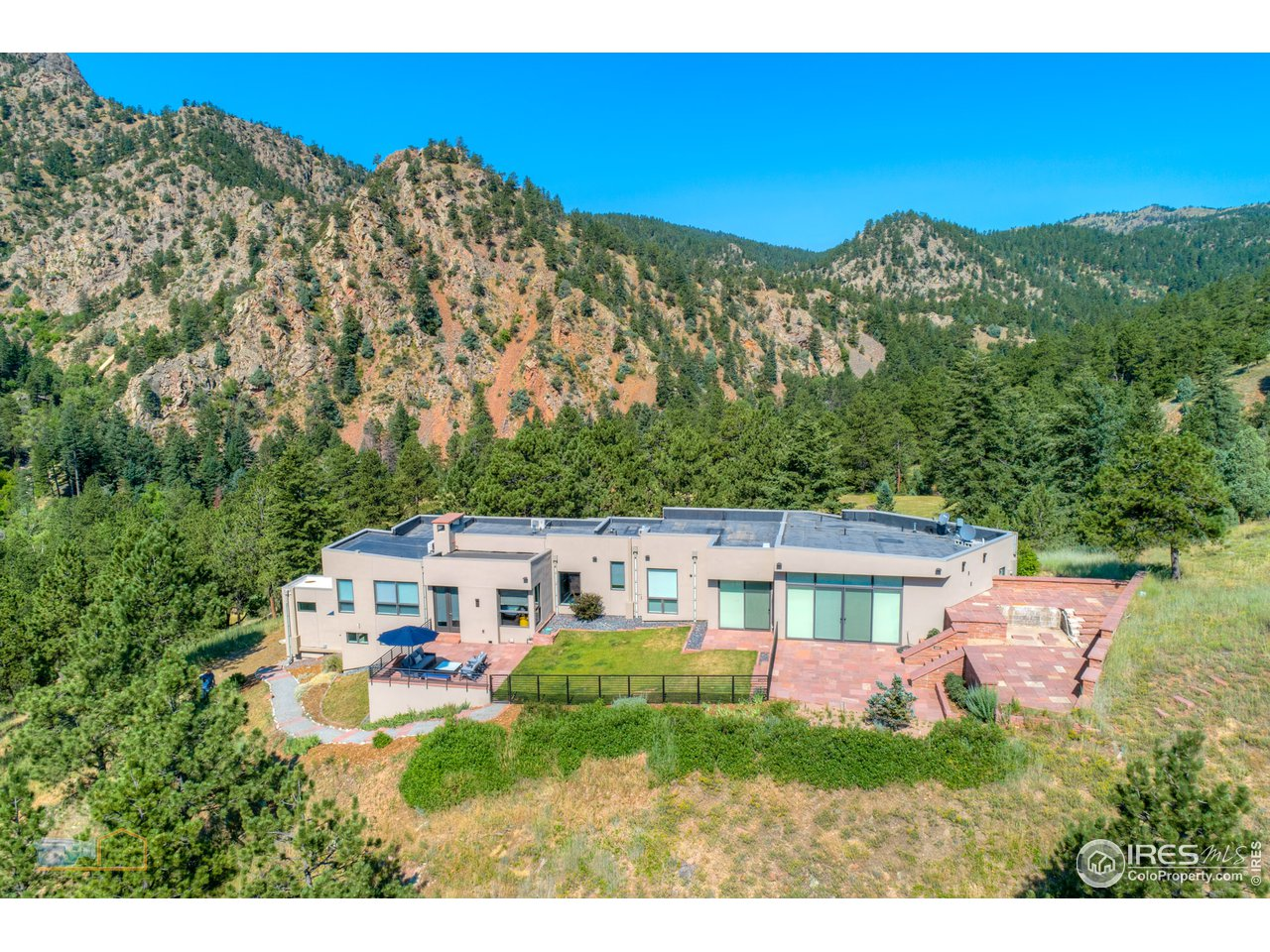 450 Kneale Rd, Eldorado Springs CO 80025