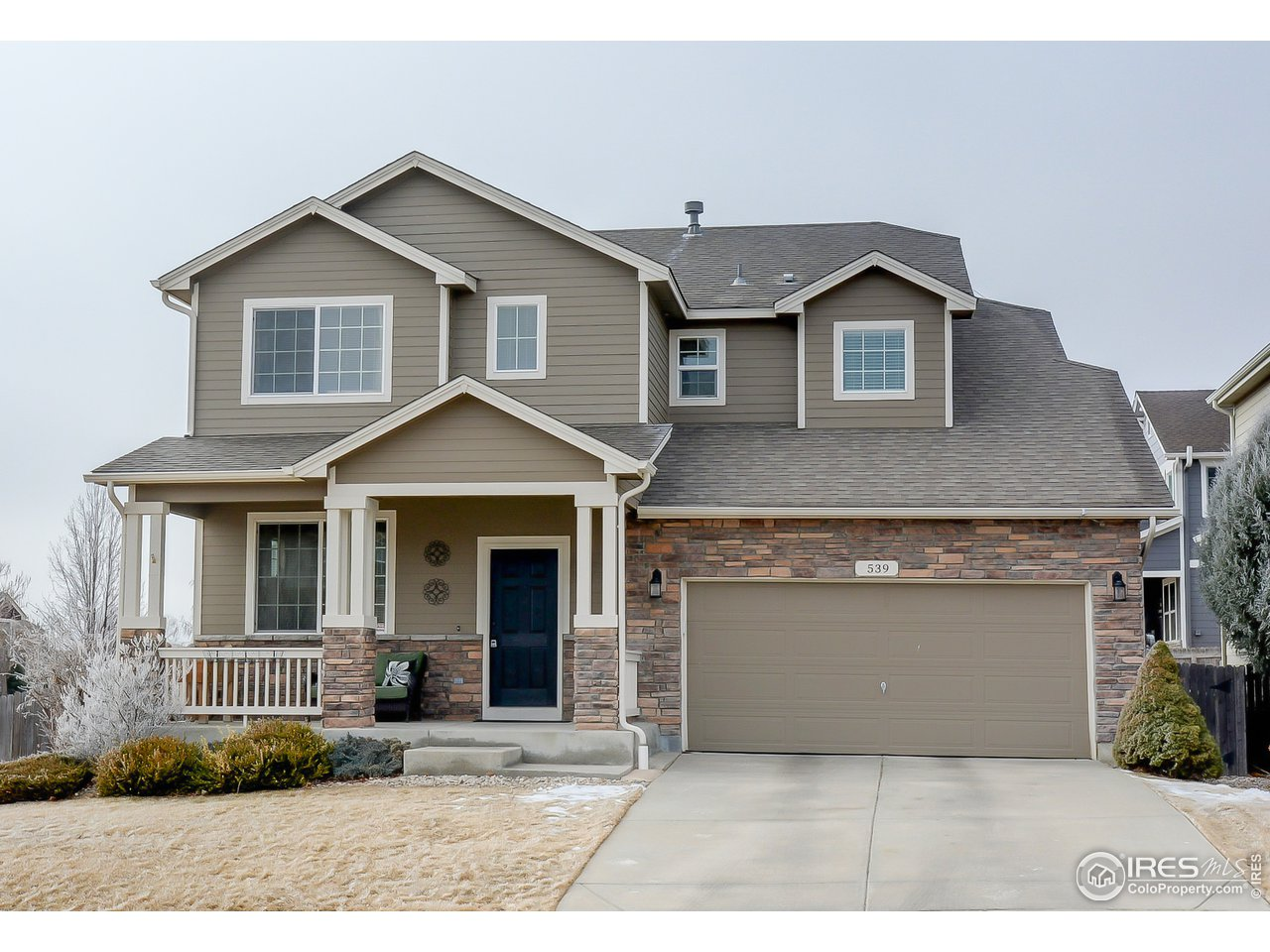 539 Peyton Dr, Fort Collins CO 80525