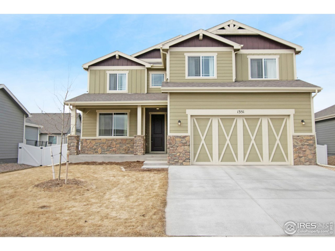 1351 FRONTIER CT, EATON, CO 80615