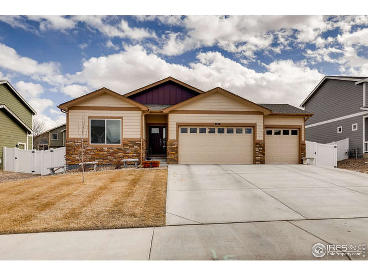 2156 74th Ave Ct, Greeley CO 80634
