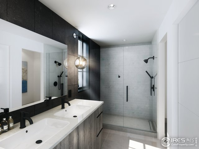 Bath Finish Option #1