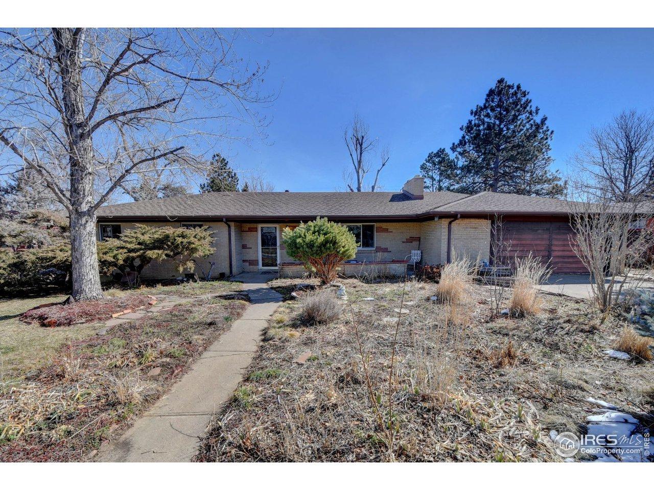 820 Crescent Dr, Boulder CO 80303