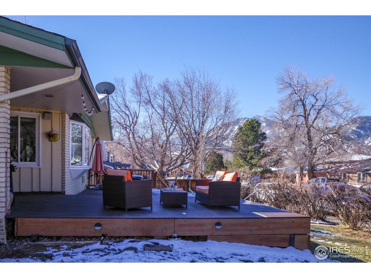 1400 Balsam Ave, Boulder CO 80304