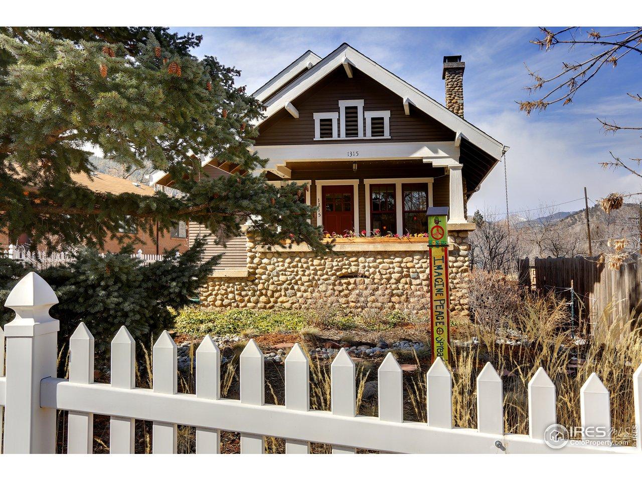 1315 9th St, Boulder CO 80302