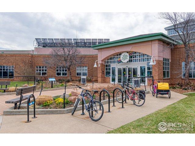 Boulder Rec Center to maintain health & wellness.