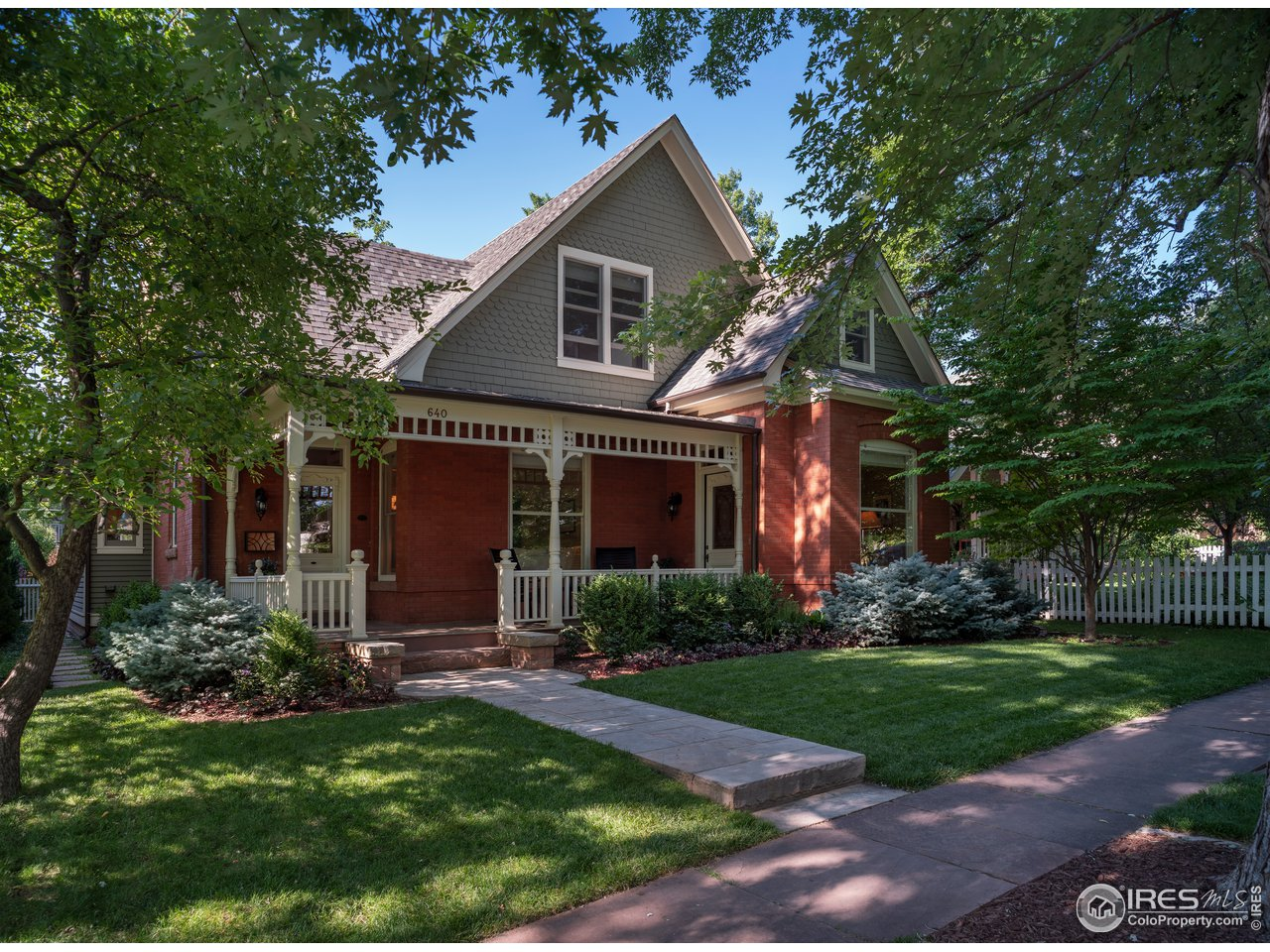 640 Mapleton Ave, Boulder CO 80304