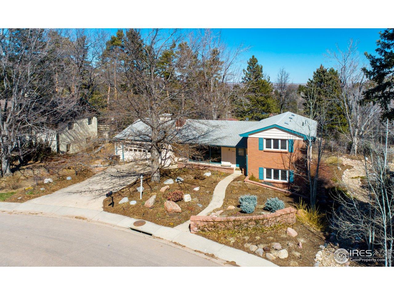 870 Willowbrook Rd, Boulder CO 80302