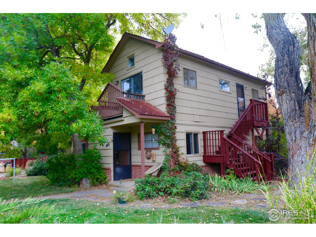 445 Dewey Ave, Boulder CO 80304