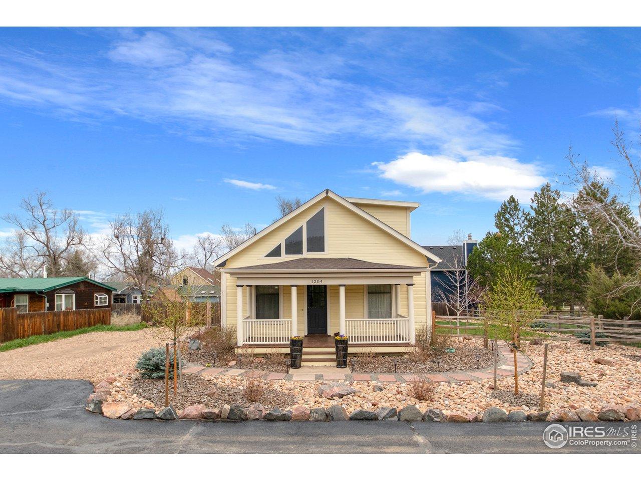1204 Sumac Ave, Boulder CO 80304