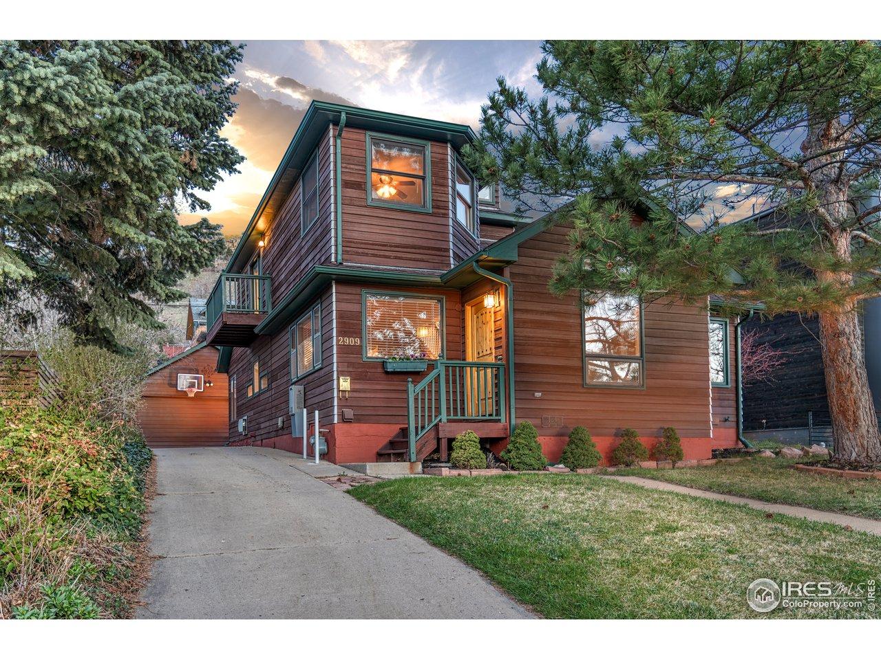 2909 4th St, Boulder CO 80304